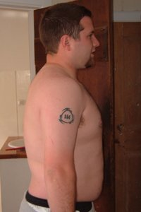 All My Life I Had Been Overweight But Always Just Dealt With It.