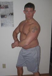 I Was Determined To Win The 2009 MuscleTech Challenge!