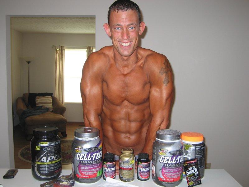 muscletech anabolic halo vanilla