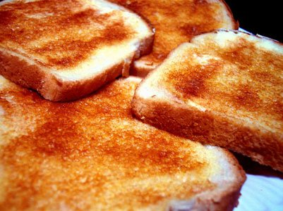 Eating Toast And Milk Will Help Put You To Sleep.