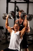 Stabilizer Muscles Help Keep Your Body Steady During A Lift.