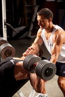 If You Need A Spotter, Get One.