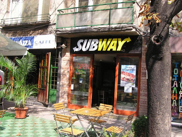 Best option at subway bodybuilding
