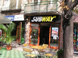 Subway Is One Of The Fast Food Franchises That Is Known For Being A Healthier Option.
