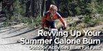 Outdoor Activities Blast Fat Fast!