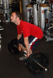 Deadlift (Shown With A Barbell)