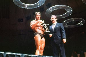 Many People Criticized Arnold's Win At The 1980 Olympia.