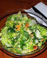 Salads Are Usually The Healthiest Option Around.