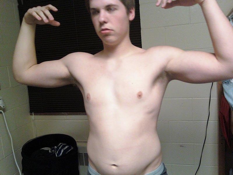 Fat Guy Teen 14