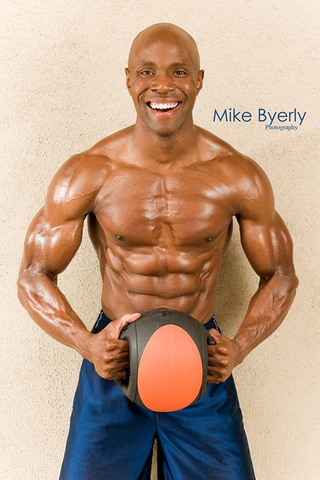 Obi Obadike, Skinny No More: Most Ripped Fitness Model Shares Success!