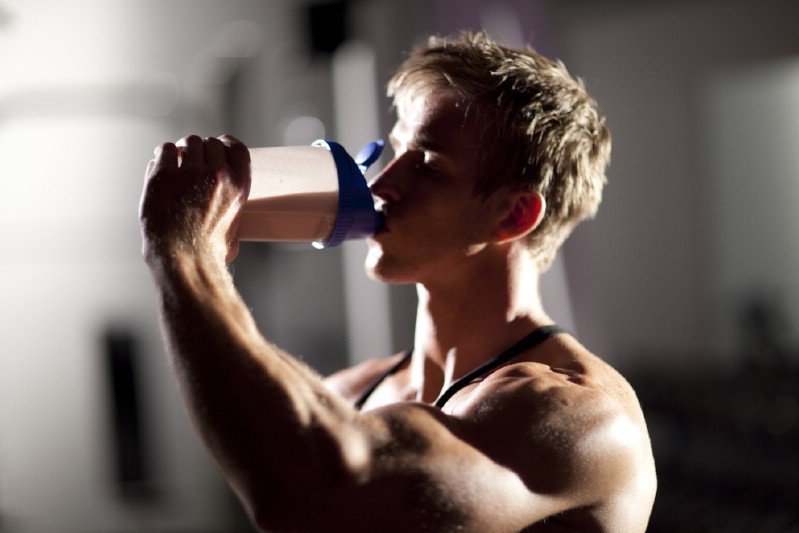 Whey Protein Isolate In Resistance Training