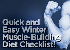 Winter Muscle-Building!