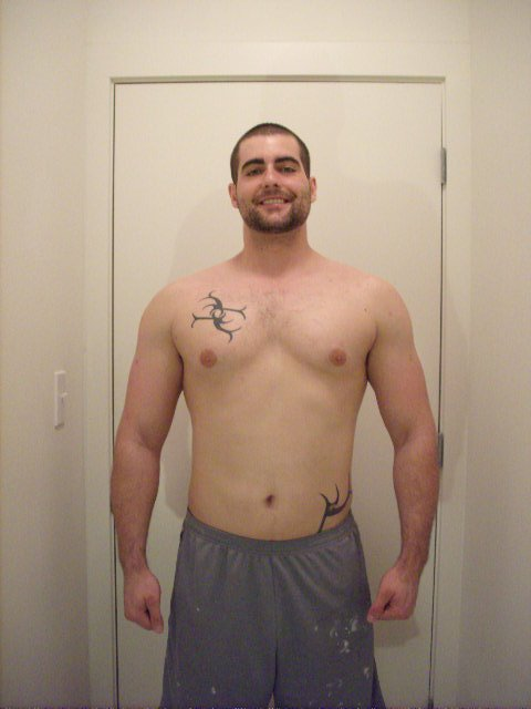 Male Transformation Of The Week - Zachary Savoie Lost 50