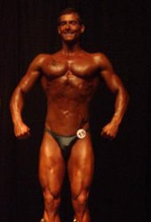 I Was Able To Place 2nd In My Very First Bodybuilding Show.