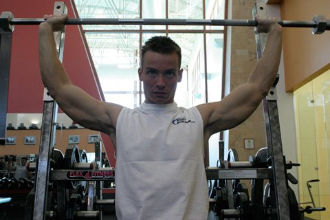 At Some Point, No Matter What Supplements You're Taking You Just Can't Max Out Any Further With The Big Lifts.