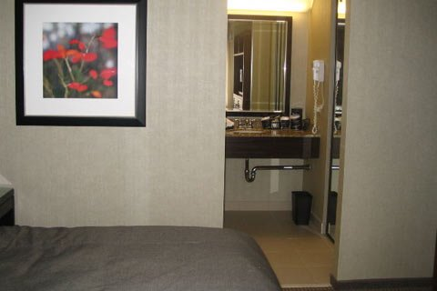 It Is A Good Idea To Take A Picture Of The Room On Your Cell Phone Before You Check Out.