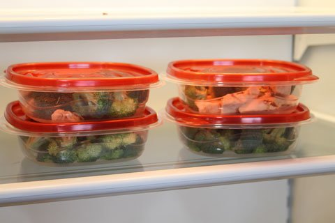 Preparing Your Food Ahead Of Time And Keeping Healthy Snacks On Hand Will Keep You On Track.