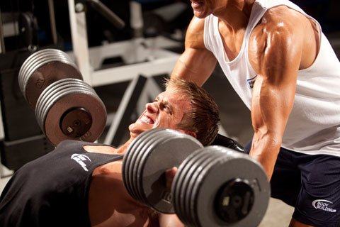 Your Last Few Reps Should Be A Struggle To Complete, And If They Aren't You're Not Using Enough Weight.