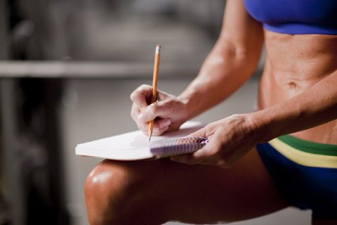 Keeping Records Of Your Progress Makes Adjusting Your Workouts Easier And More Efficient.