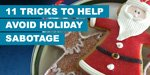 11 Tricks Help You Avoid Holiday Party Sabotage