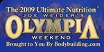 2009 Mr. Olympia Finals Review: Jay Cutler Makes Olympia History!