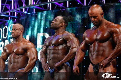 Who Is Going To Win The 2010 Arnold Classic?