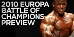 2010 Europa Battle Of Champions Preview!