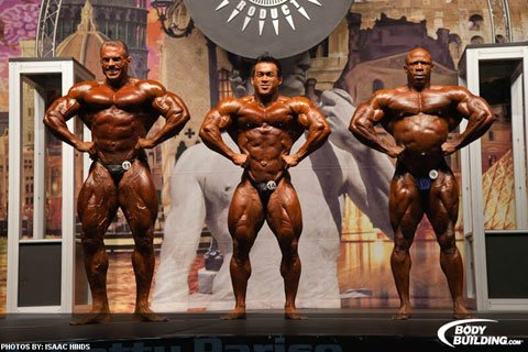 Some Of IFBB's Finest Graced The Stage And Battled It Out For Prizes And An Olympia Invite.