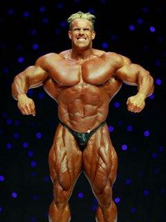 2009 Mr. Olympia Jay Cutler.