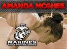 Female Marines Winner: Amanda McGhee!