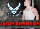 Male Air Force Winner: Jason Barnshaw!