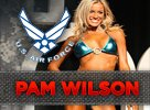 Female Air Force Winner: Pam Wilson!