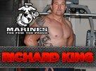 Male Marines Winner: Richard King!