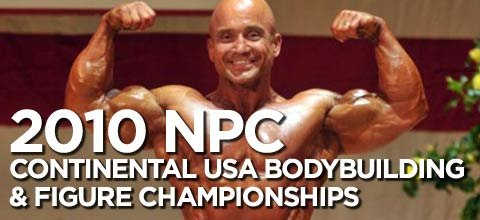 2010 NPC Continental USA Bodybuilding & Figure Championships