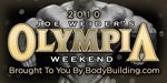 2010 Olympia Weekend Info!