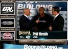 2010 IFBB Mr. Olympia Pre-Judging Post Show Webcast Replay!