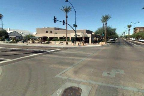 The Mesa Arts Center In Mesa, Arizona.