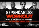 Article Of The Year - The Expendables Workout! Watch The Movie. Get The Body