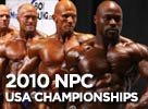 NPC Competition Of The Year - USA's