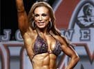 IFBB Fitness Competitor Of The Year - Adela Garcia