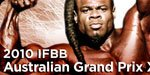 2010 Australian Grand Prix Finals Report!