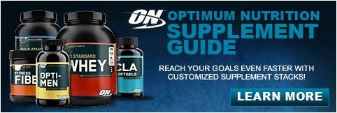 Optimum Nutrition Supplement Guide