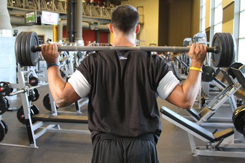 You Need To Start Progressively Overloading Your Body With Some Form Of Resistance Training