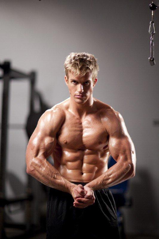 бодибилдинг мышцы