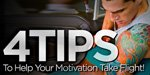 4 Tips To Help Your Motivation Take Flight!