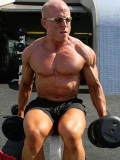 Author, Brian Bullman: 'The Importance Of Shoulder Development Can Never Be Over Emphasized.'