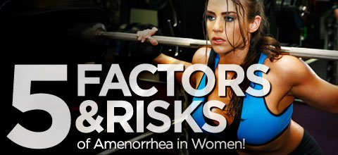 Amenorrhea In Athletes 5 Factors And Risks Of...