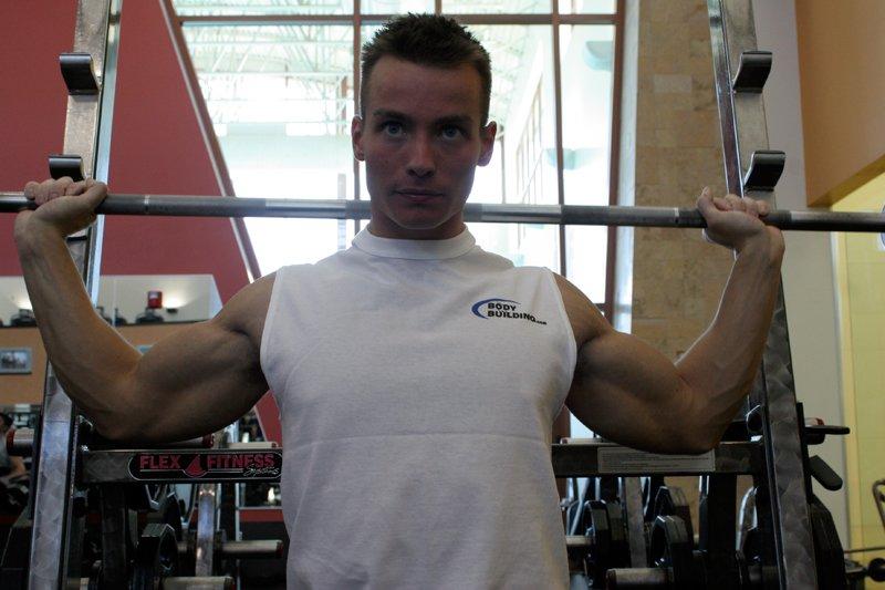 Creatine bodybuilding use