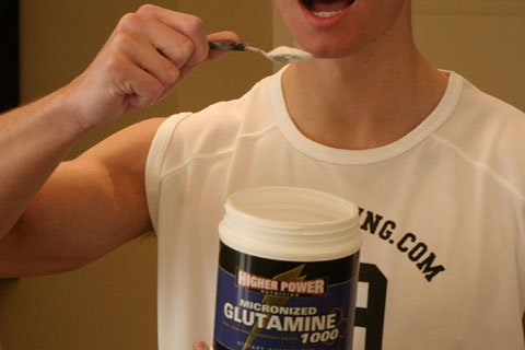 You Can Get Glutamine From Your Diet, But It May Not Be Enough To Recover From Intense Workouts.
