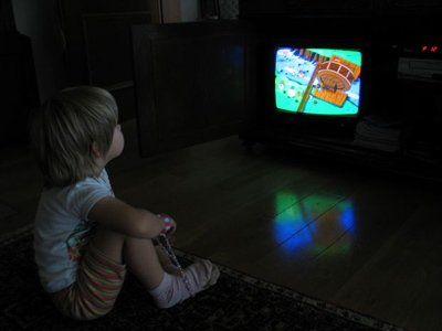 Don't Let Your Children Become Hooked On Television.
